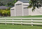 Alcomie Back yard fencing 14