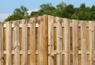 Alcomie Back yard fencing 21