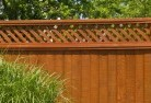 Alcomie Timber fencing 14