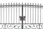 Alcomie Wrought iron fencing 10