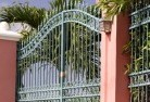Alcomie Wrought iron fencing 12