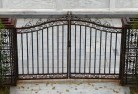 Alcomie Wrought iron fencing 14