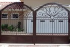 Alcomie Wrought iron fencing 2