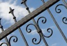 Alcomie Wrought iron fencing 6