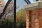 Alcomie Wrought iron fencing 7
