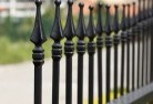 Alcomie Wrought iron fencing 8