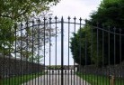 Alcomie Wrought iron fencing 9